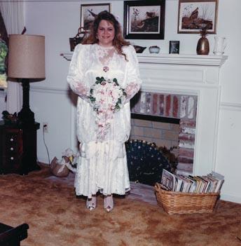 Kathy Wedding DayLR